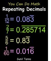 You Can Do Math: Repeating Decimals