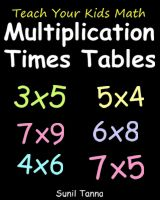 Teach Your Kids Math: Multiplication Times Tables